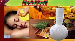 Herbal compress for face
